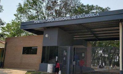 Cárcel regional de Villarrica: interno da posivito y 103 presos son aislados