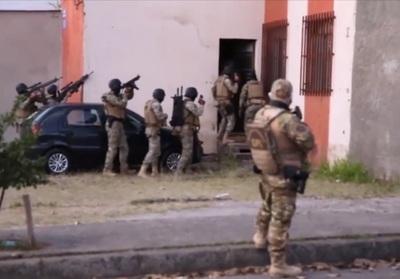 Megaoperativo sin precedentes en Brasil contra el grupo criminal PCC: más de 600 órdenes de arresto y allanamiento