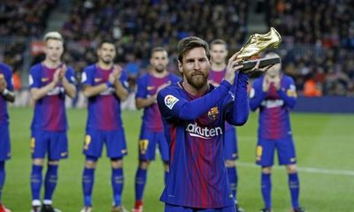 Messi no acudió al primera sesión con Ronald Koeman