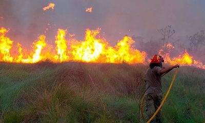 ¡Paraguay en llamas!