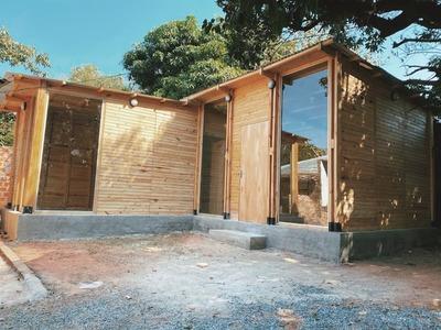 La Fábrica Social y Hábitat para la Humanidad construyen viviendas por G. 45 millones (US$ 6.460)