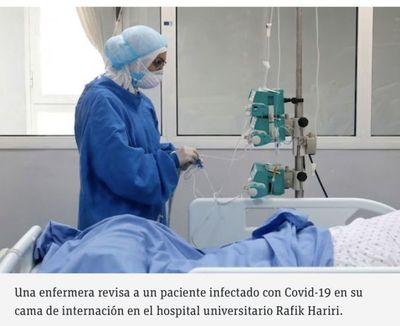 Salud reporta 18 fallecidos más y 557 nuevos enfermos de COVID-19
