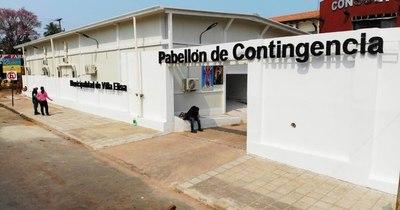La Nación / En Villa Elisa inauguran ocho camas de terapia