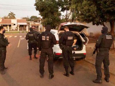 En megaoperativo, Policía de Brasil bloquea USD 46 millones al PCC