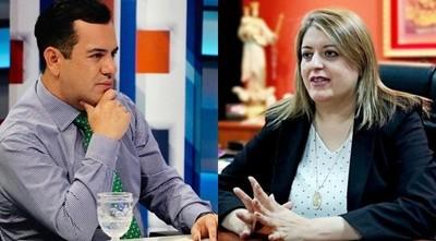 "Friedmann amenaza con ""un tiro"" a Sandra Quiñónez"