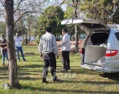Hallan muerto a un indígena en plaza de Pedro Juan