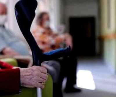 Temen contagio masivo de Covid en hogar de ancianos