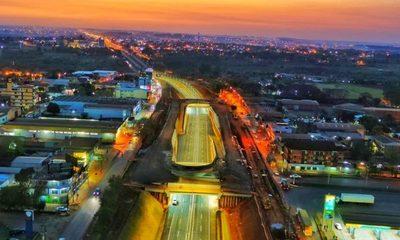 Avanza multiviaducto en Ciudad del Este