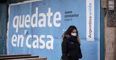 Argentina ya se encuentra entre los 10 países con mayor cantidad de contagios de covid-19