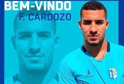 Fernando Cardozo jugará en la segunda división de Portugal