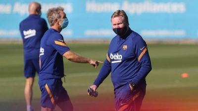 HOY / Barcelona se mueve por segundo día sin Messi
