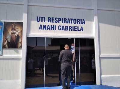 Inauguran el Pabellón de Contingencia Anahí Gabriela en el Hospital Distrital de Villa Elisa