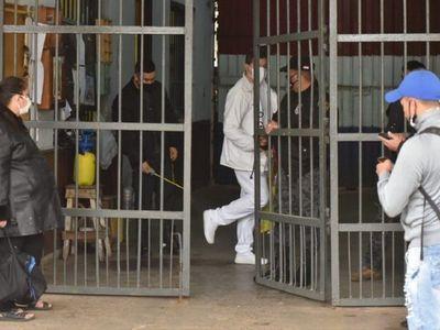 Covid-19: Justicia reporta 351 casos confirmados en ocho penitenciarías