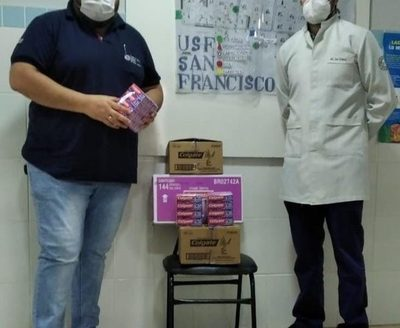 Refuerzan higiene bucal de niños en Hernandarias