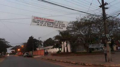 Repudian gestión de directora de región sanitaria de Caaguazú