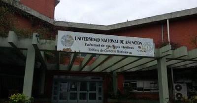 La Nación / Clases presenciales del año lectivo 2020 ya no serán posibles en la Facultad de Medicina de la UNA