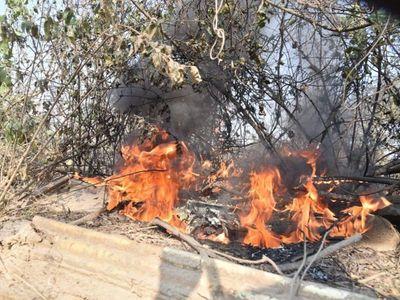 Ejecutivo dice que municipios deben prevenir y controlar quemas e incendios forestales