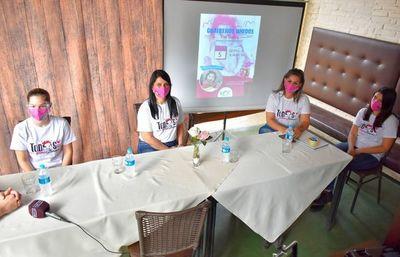 Realizarán colecta en Guairá para ayudar a niña con atrofia muscular espinal