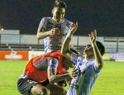 Guaireña FC venció 2-1 a General Díaz, en el cierre de la fecha 17 del Apertura.