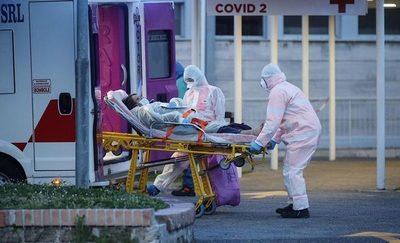 Paraguay con nuevo récord por Covid:  ¡22 muertos en un día!