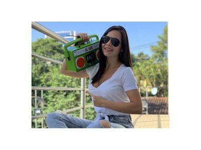 Melissa Quiñónez está feliz con la gran  apuesta   E40 TV