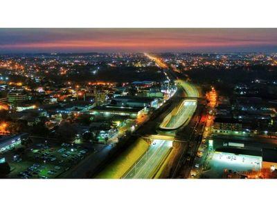 La próxima semana se habilitará  el nuevo multiviaducto en Alto Paraná
