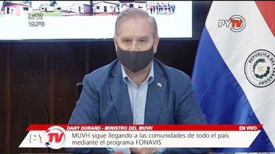 Con auditoría del Ejecutivo, Durand se cierra a transparentar al Fonavis