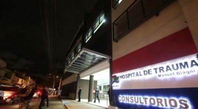 A balazos malvivientes asaltan a joven en Areguá
