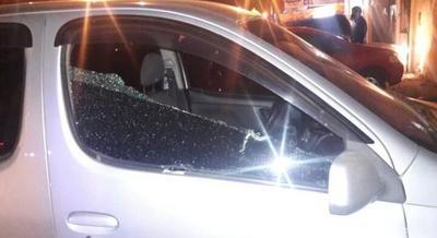 Violento asalto a comerciante en Fernando de la Mora