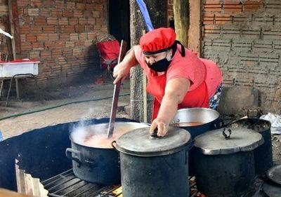 Las ollas populares recibieron más de 1.800.000 kg de víveres – Diario TNPRESS