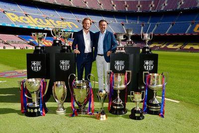 """El adiós de Rakitic: """"no hay mejor sitio en el que puedes estar que el Barça, si es jugando"""""""