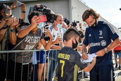 La Juventus de Pirlo debutará en la Serie A contra la Sampdoria