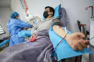 COVID-19: Cerca de 100 pacientes recuperados ya donaron su plasma
