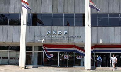 ANDE dará facilidades de pago al sector industrial y empresas durante septiembre