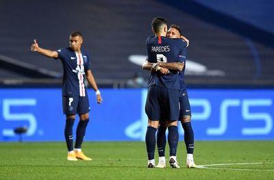 Neymar, Paredes y Di María son los positivos en el PSG, según L'Equipe