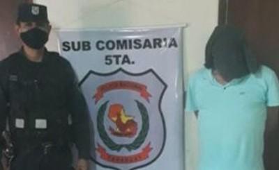 Sexagenario detenido por supuestamente abusar de su cuñada de 12 años