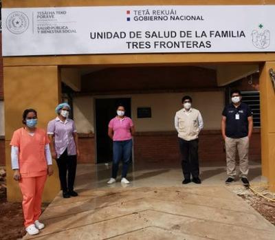 USF de Alto Paraná habilitan consultas a distancia