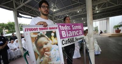 La Nación / CEP se adhiere a Jornada Nacional en favor de Bianca