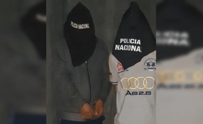 Acusan a dos supuestos motochorros tras violento asalto