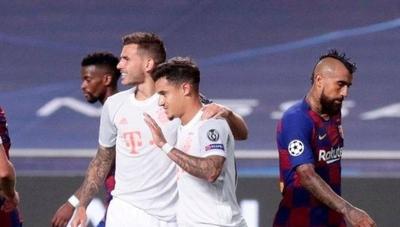 HOY / El Bayern se despide de Coutinho y agradece sus servicios