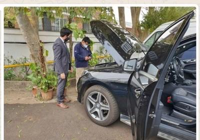 Fiscalía incauta camioneta de Marly Figueredo
