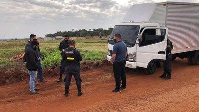 """Crónica / Asalto tipo comando por """"polibandi"""" en Minga Guazú"""