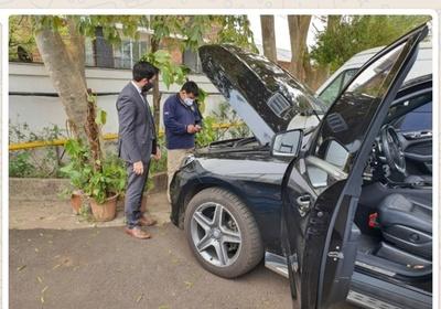 Fiscalía incautó lujosa camioneta de la esposa de Friedmann