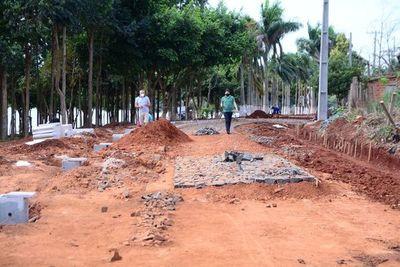 Cota del lago Acaray afecta obra de la costanera de CDE