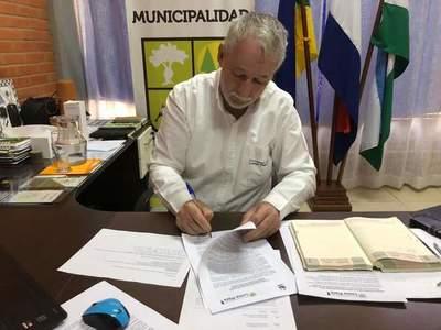 WWF Paraguay y Municipalidad de Loma Plata firman convenio de cooperación