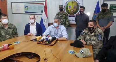 Presidente de la República afirma que principales miembros del EPP estaban en campamento