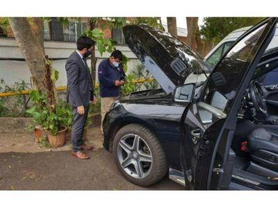 Fiscalía secuestra vehículo de imputada Marly Figueredo