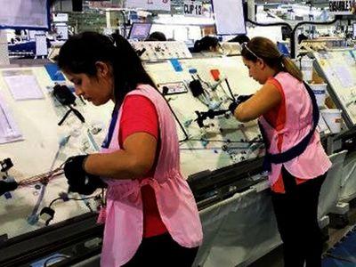 Exportaciones de la maquila van repuntando lentamente