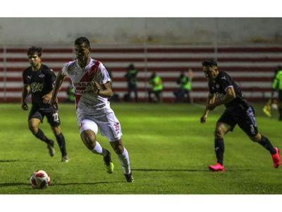 Bareiro, un itaugüeño que debutó en la red