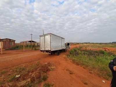 Piratas del asfalto interceptan camión y roban cargamento de electrónicos por valor millonario